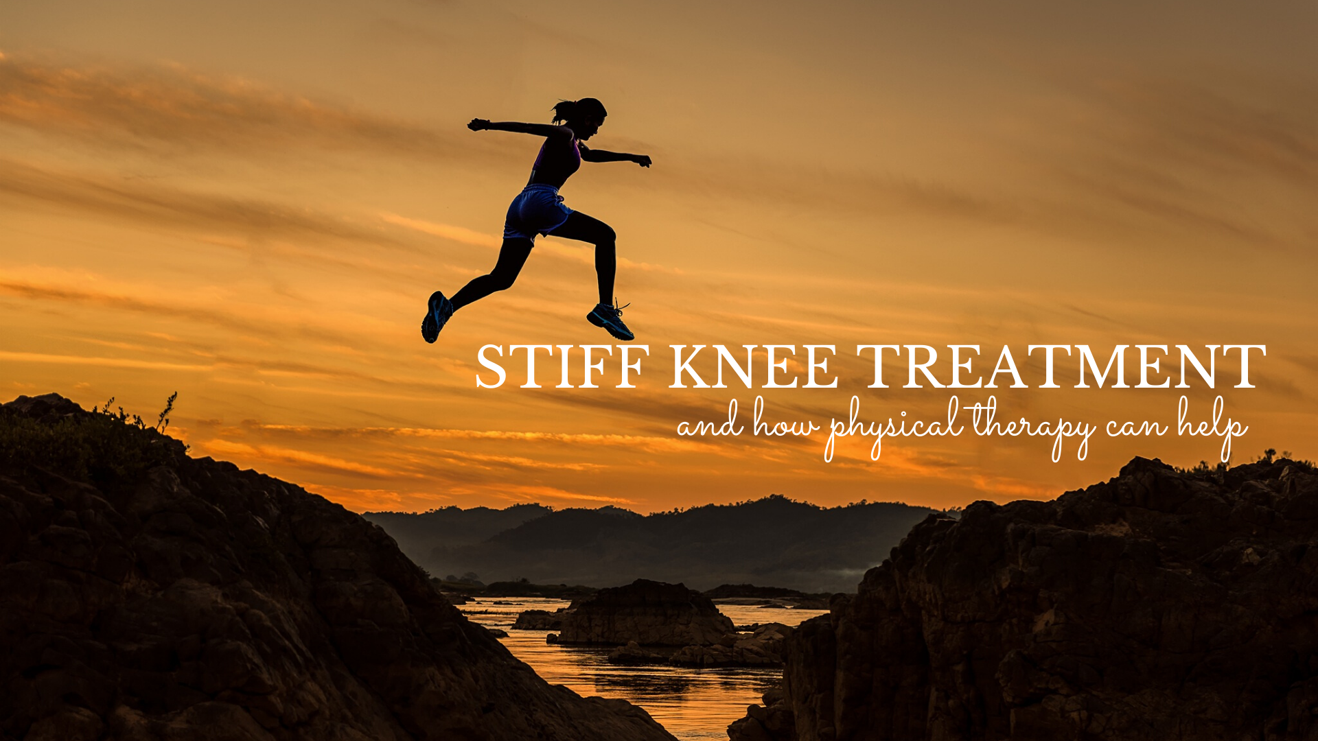 Stiff Knee Treatment - How Physical Therapy Can Help